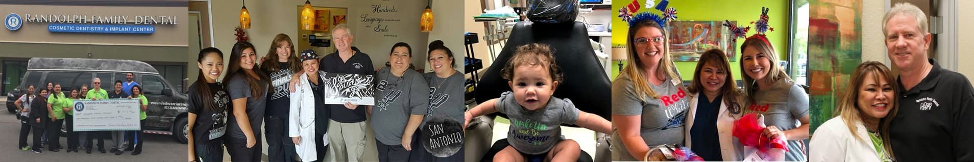 Randolph Family Dental in Schertz, TX