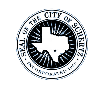 Seal of the City of Schertz, TX